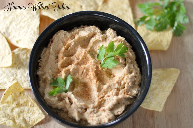 Craving hummus, but you don't have tahini? This recipe for Hummus without Tahini is the best spicy hummus we've ever tasted without the grit or grease.