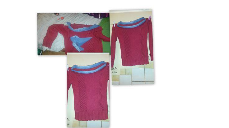 reanimacja swetra