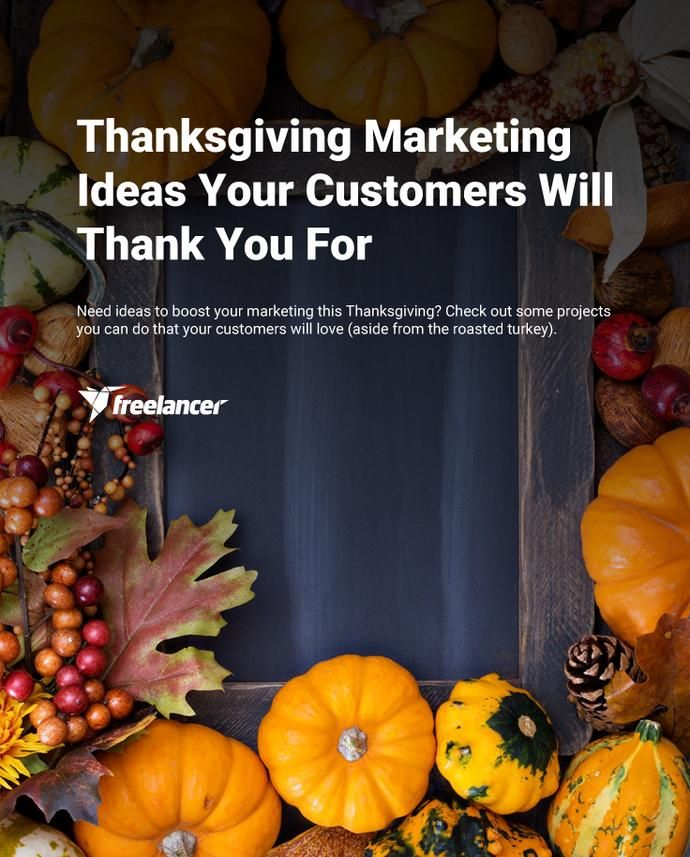Thanksgiving Marketing Ideas Your Customers Will Thank You For