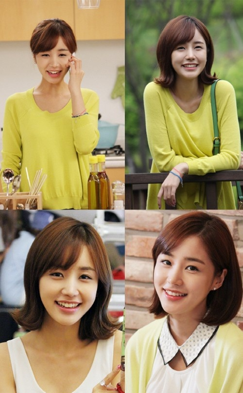 Yoon Jin Yi ...she's so cute!