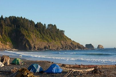 Seattle Magazine | Northwest Travel/Summer Guide | Best Camping Spots in Washington