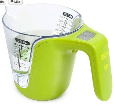 eKitch Digital Measuring Jug: Weights Watchers, Digital Measuring, Measuring Cups, Great Ideas, Kitchens Gadgets, Products, Kitchens Tools, Retrato-Port Digital, Measuring Jug