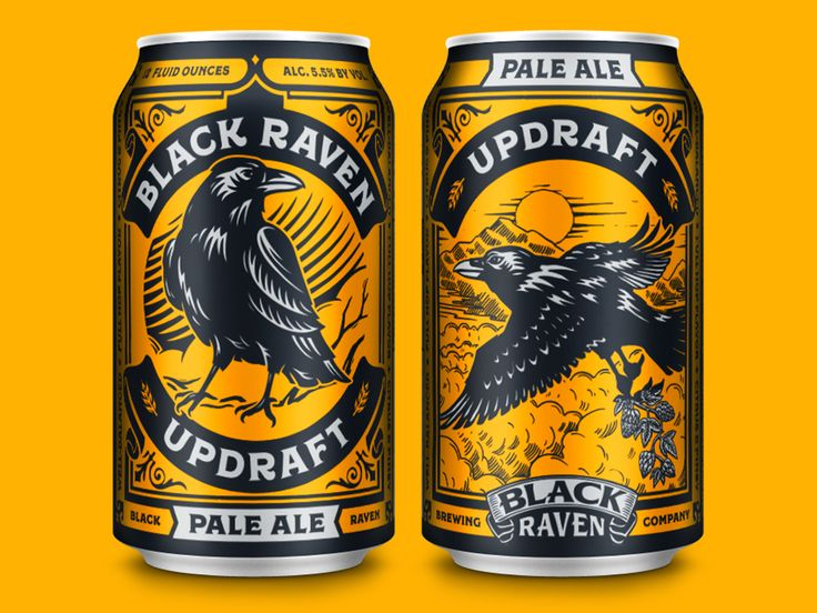 Black Raven – Updraft