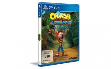 [Vorbestellen] Crash Bandicoot N.Sane Trilogy  [PlayStation 4]  für 3470