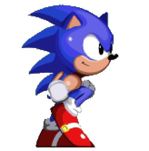Sonic the hedgehog via: http://srslycnunt.tumblr.com/post/62959480547