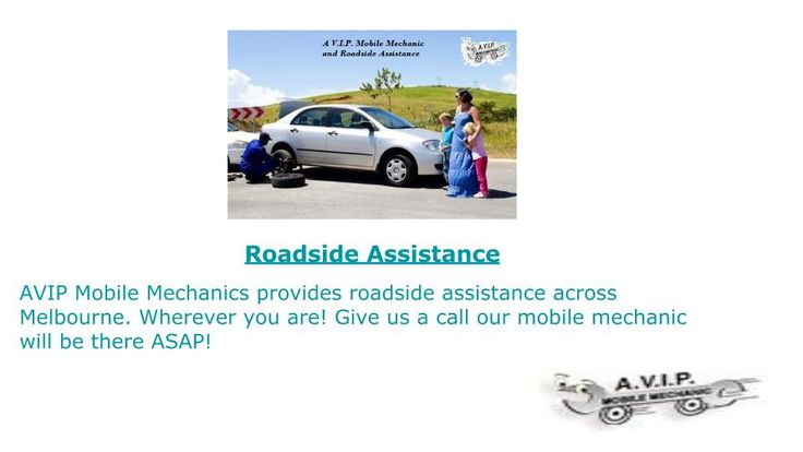 AVIP Mobile Mechanic Provide complete Auto mobile mechanic service in your budget. Also provide roadside assistance, mobile car mechanic, mobile mechanics, car battery replacement, car batteries and brake pads service in Melbourne.