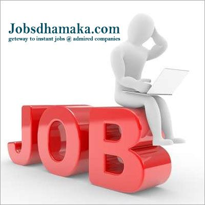 Jobs Dhamaka is most reputed jobs portal for Jobs dhamaka and also providing various jobs and vacancies for freshers and experienced in accountant in India.