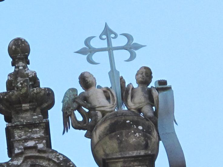 Happy Valentines day from Santiago de Compostela!!