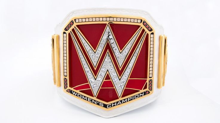 An up-close look at the all-new WWE Women's Championship: photos