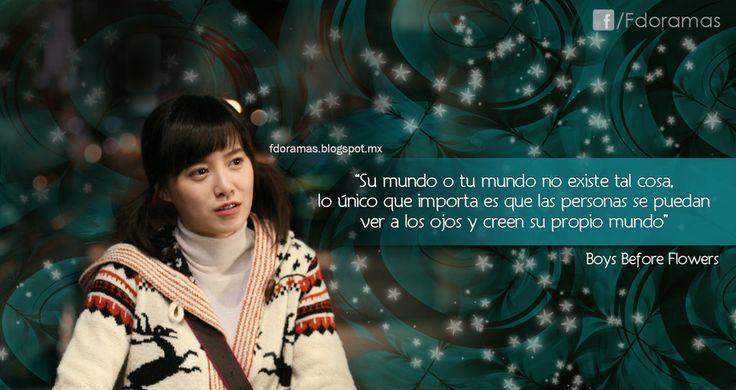 Frases de Doramas by FDoramas.deviantart.com on @deviantART