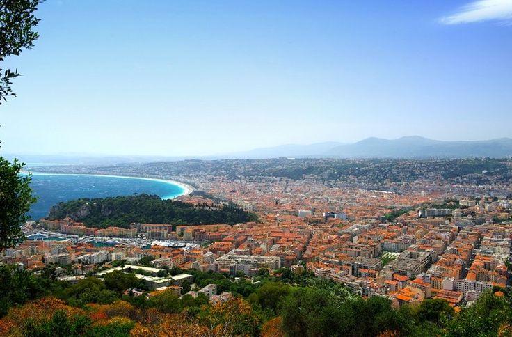 Prévisions météo gratuites de Nice et des plages avec Météo France, capitale de la Côte d'Azur