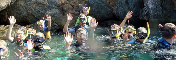 Cave & Tunnel #Snorkeling at Kassandra #Halkidiki  #activities #experience #thingstodo