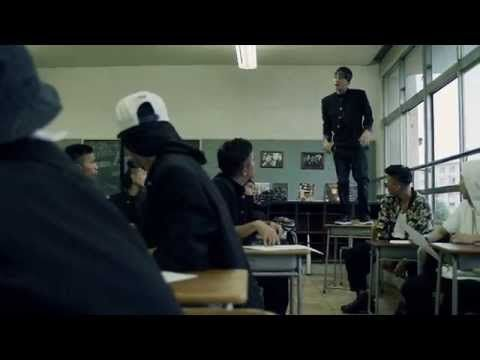 """AKLO """"RGTO"""" feat.SALU, 鋼田テフロン & Kダブシャイン  [love this song and the video, reminds me of crows zero or gokusen] XD"""