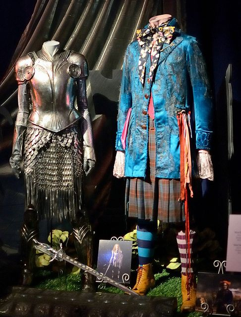 Alice Kingsley Battle Armor and Mad Hatter Battle Costume ...  Mad Hatter Tim Burton Outfit