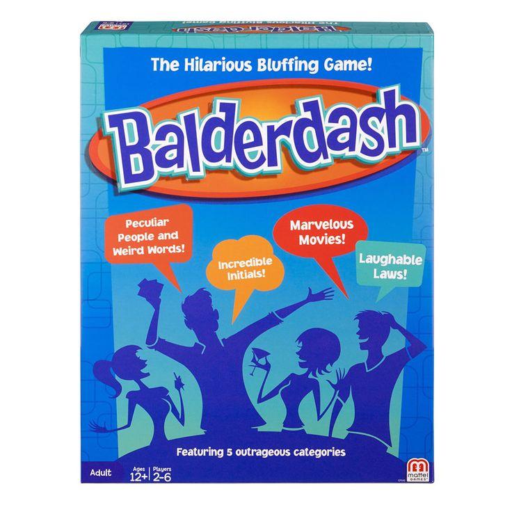 Balderdash Board Game | Toys R Us Babies R Us