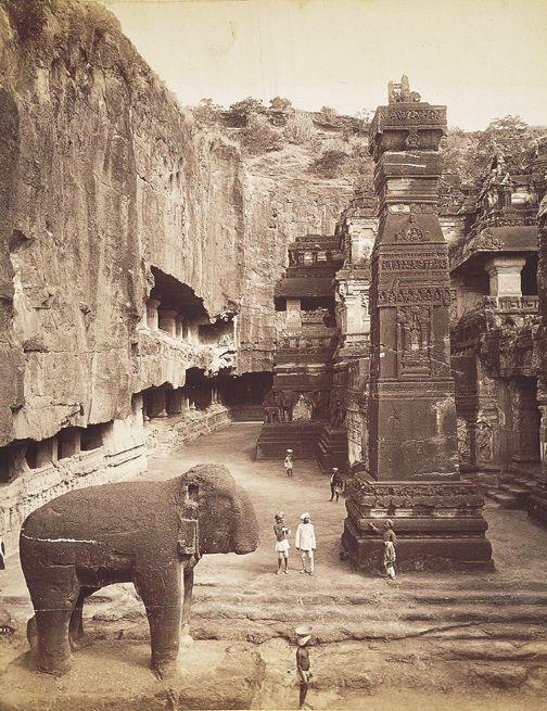 India's Caves - Ellora Caves - Part 2