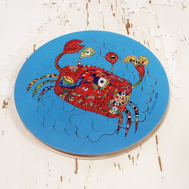 Crab, Lee Sangyul
