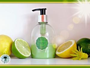 Gel nettoyant visage aux deux citrons - LAYERING Etape 2. • Hellocoton.fr
