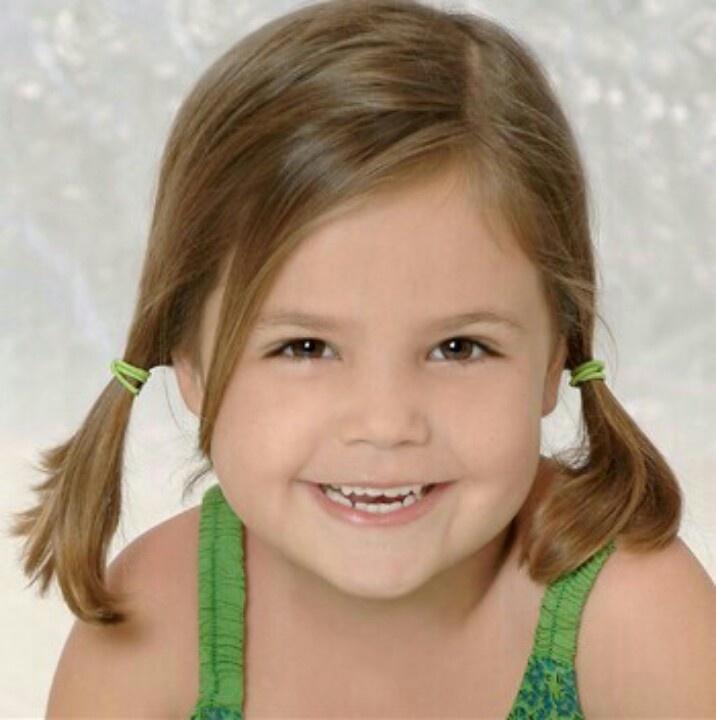 Bailee Madison when she was little. She was soooooooo ...