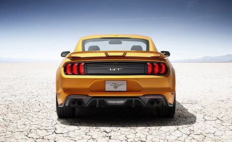 Ford Mustang V-6 discontinued as part of 2018 refresh