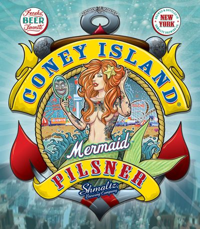 Google Image Result for http://liquiddiets.files.wordpress.com/2010/12/mermaid_tap.jpg: Islands Pilsner, Mermaids Labels, Awesome Mermaids, Mermaids Wreaths, Mermaids Muse, Taps, Mystic Mermaids, Mermaids Lore, Coney Islands