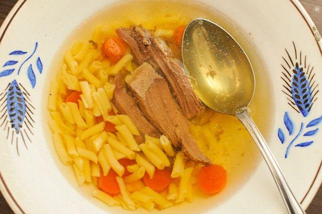 Húsleves: mindenki készíti, még sincs receptje
