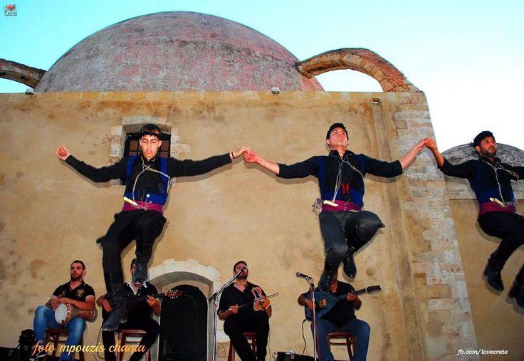 dance in crete