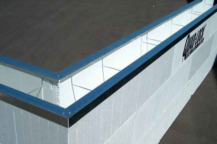 107 best insulated concrete block or panels images on Insulated block construction
