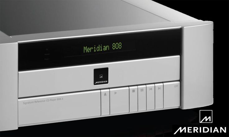 Meridian Audio 808.3 Signature Reference CD Player