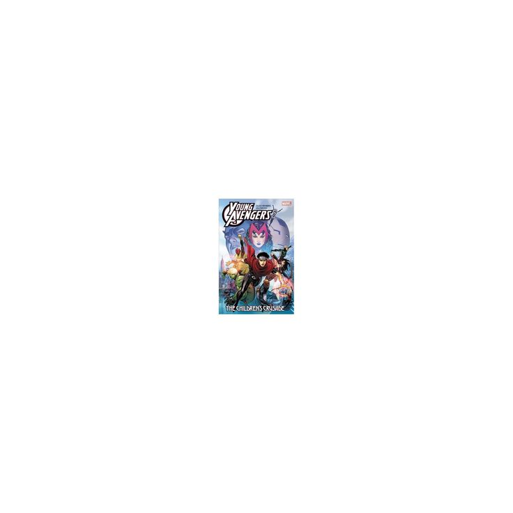 Young Avengers : The Children's Crusade (Reprint) (Paperback) (Allan Heinberg)