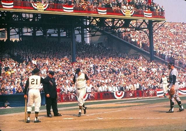 Forbes Field, 1960 World Series