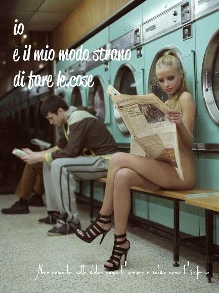 Nero come la notte dolce come l'amore caldo come l'inferno: io e il mio modo strano di fare le cose.. ___ L.B....