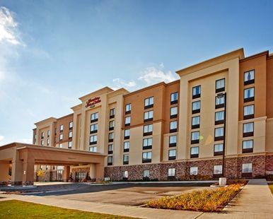 Hampton Inn & Suites by Hilton Barrie Hotel, Ontario, Canada - Hampton Inn Barrie