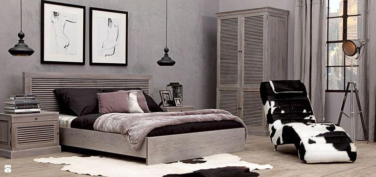 Haga Apartment - Sypialnia - Styl Eklektyczny - AlmiDecor
