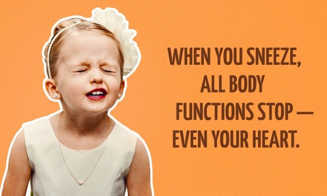100 quick and fascinating facts about the human body