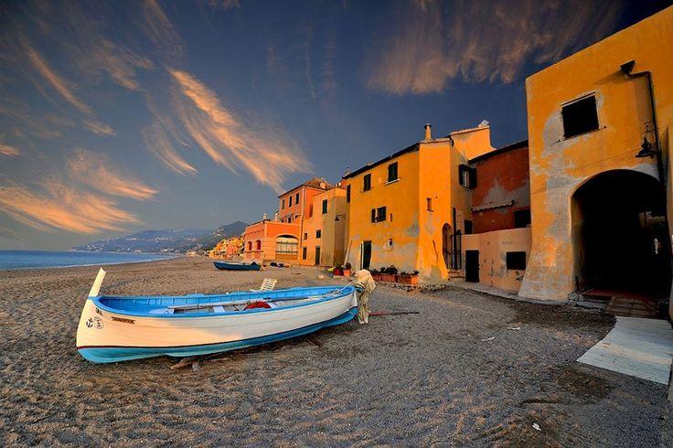 Varigotti, Liguria, Italia