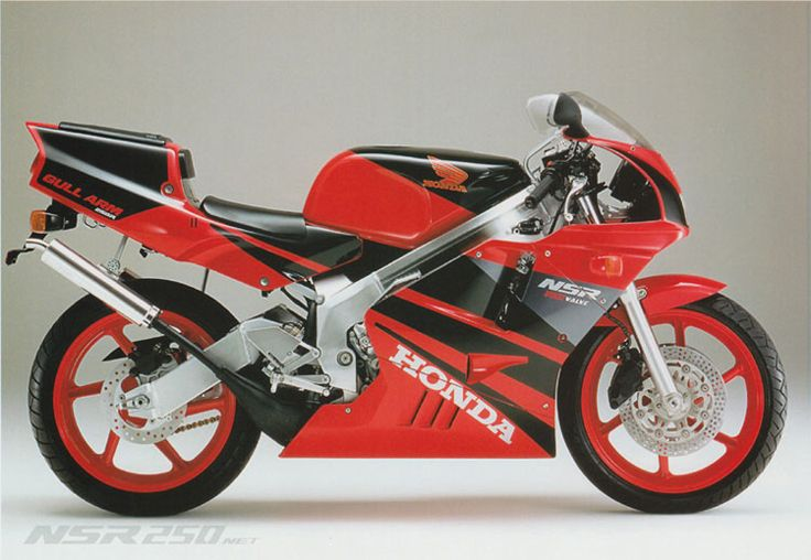 honda cbr 929 history channel