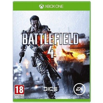 cool Battlefield 4 Game XBOX One - For Sale