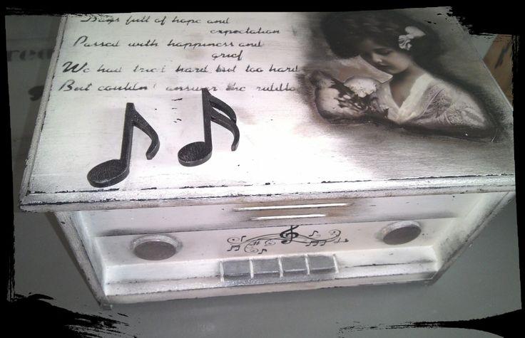 Radyo kutu