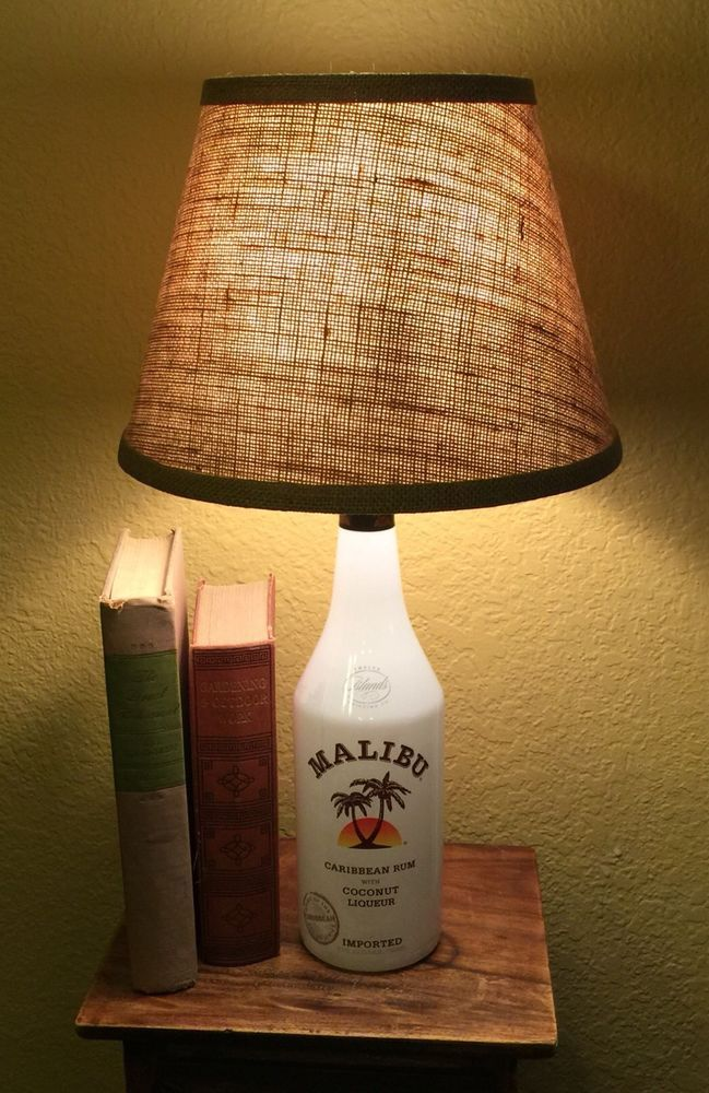 Best 25 Liquor bottle lamps ideas on