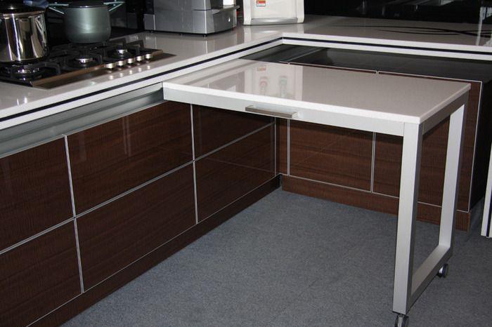 Как выбрать кухонные столы и стулья для маленькой кухни | Феломена
