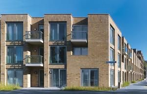Grauwaart housing at Leidsche Rijn by Biq and Korth Tielens