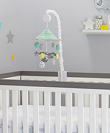 Loving this Dumbo Dream Big Musical Mobile on #zulily! #zulilyfinds