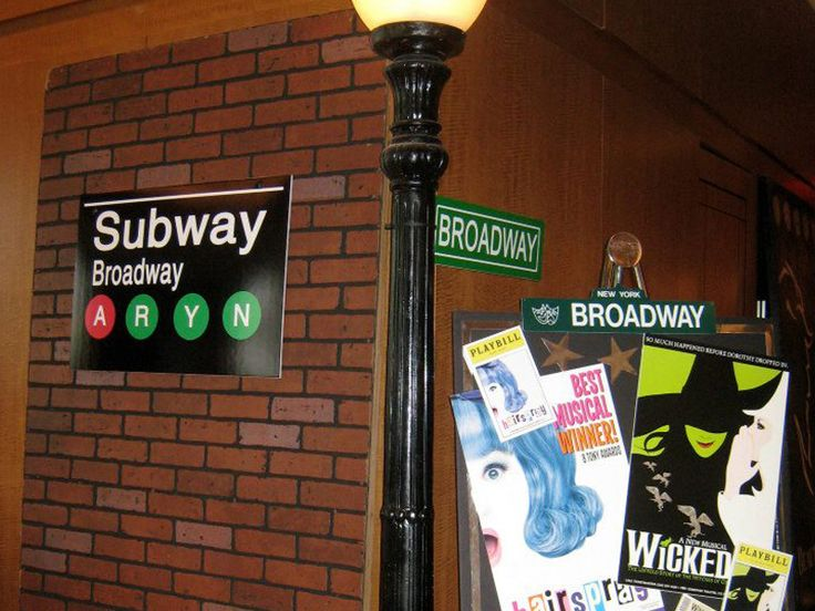 broadway themed party | Broadway Theme Party Planning in New York City | Serving Manhattan ...