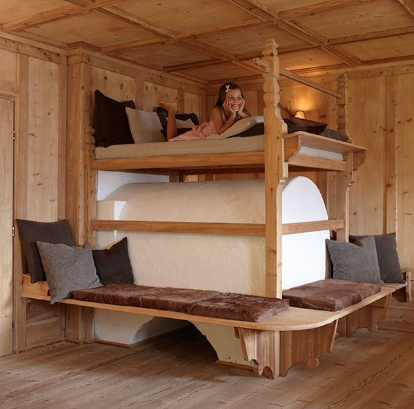 Rustic Log Cabin Design with Stunning Interiors – …