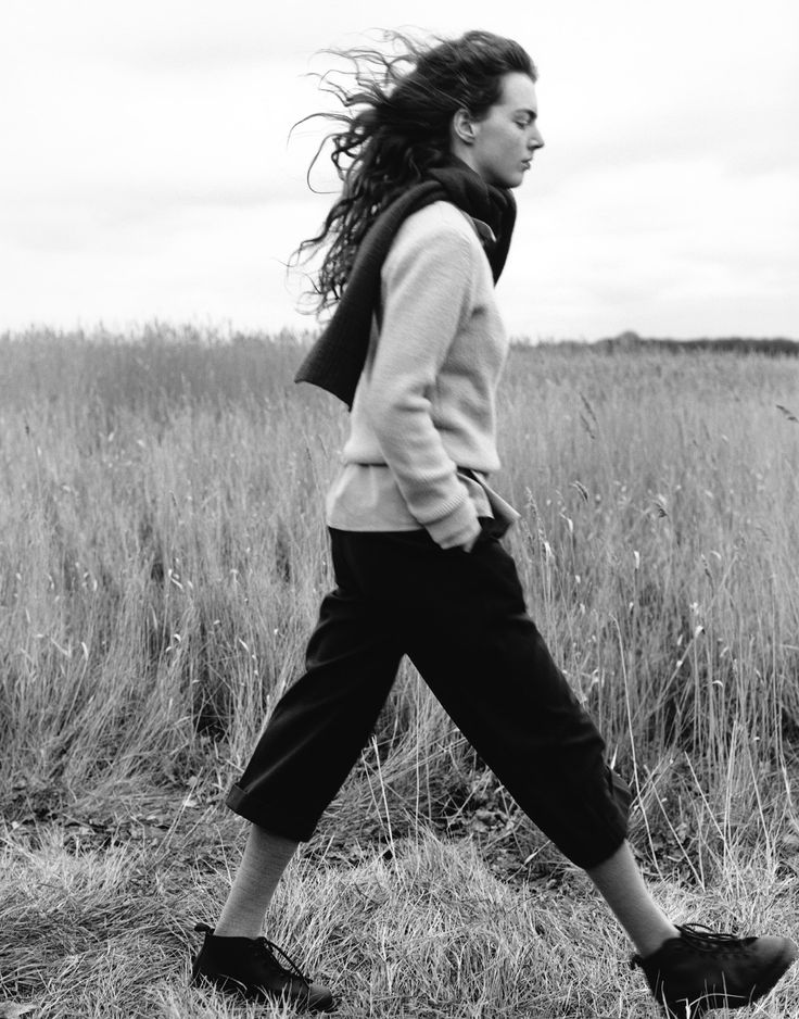 MHL. Autumn Winter 2017 Campaign. Photography by Theo Sion. Photographed At Snape Maltings, Suffolk