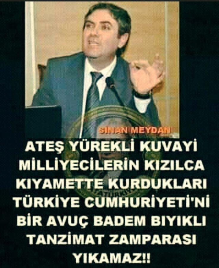 """2,868 Beğenme, 75 Yorum - Instagram'da Sinan Meydan (@sinanmydn): """"""""Türkiye Cumhuriyeti ilelebet payidar kalacaktır.""""Atatürk. #Atatürk #sinanmeydan"""""""
