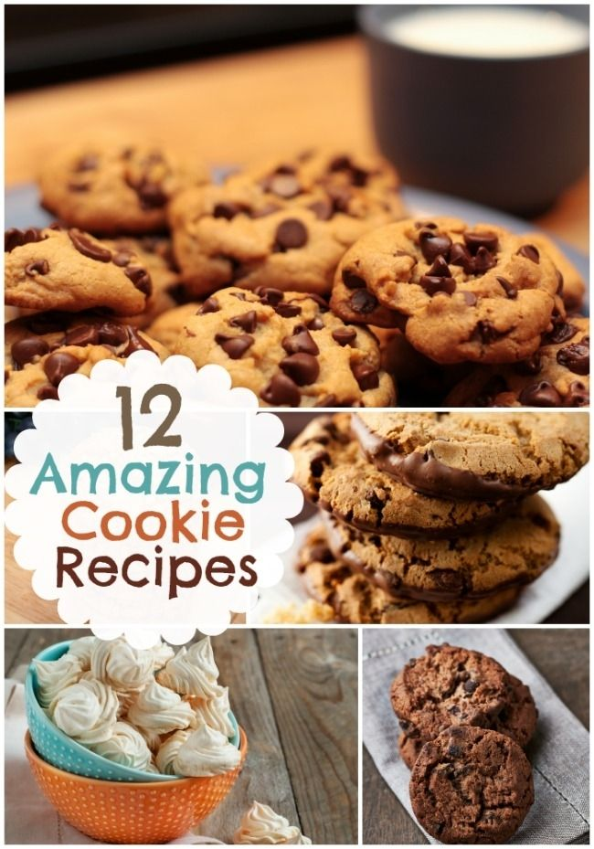Best Homemade Cookie Recipes www.spaceshipsandlaserbeams.com
