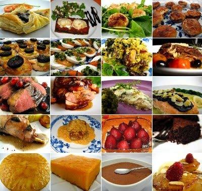 20 Receitas para festejar a chegada de 2011
