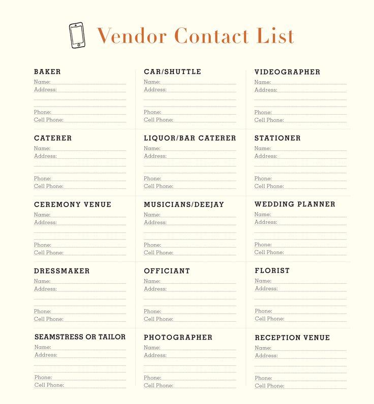 Best 25+ Wedding coordinator checklist ideas on Pinterest - wedding list